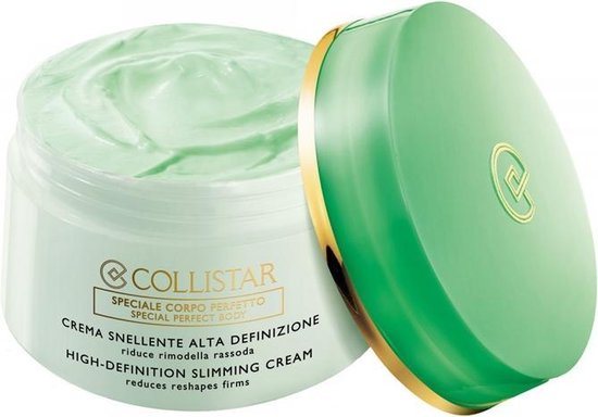 Collistar High-Definition Slimming Cream - 400ml - Bodycreme
